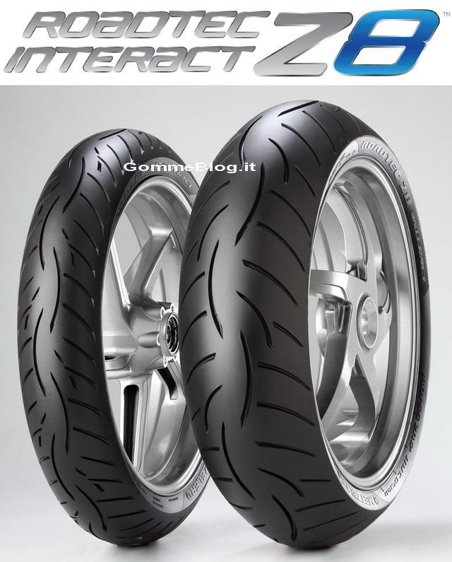METZELER ROADTEC™ Z8 INTERACT™ Best Sport Touring Tire For The German Magazine Motorrad